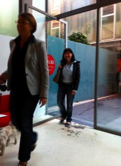 Laura e Isabella, Coworker al Coworking Cowo Milano Lambrate
