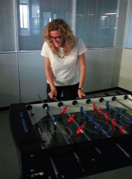 Chiara Bovio di IMpresaLab coworker Cowo
